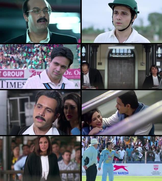 Azhar 2016 Hindi 720p HDRip
