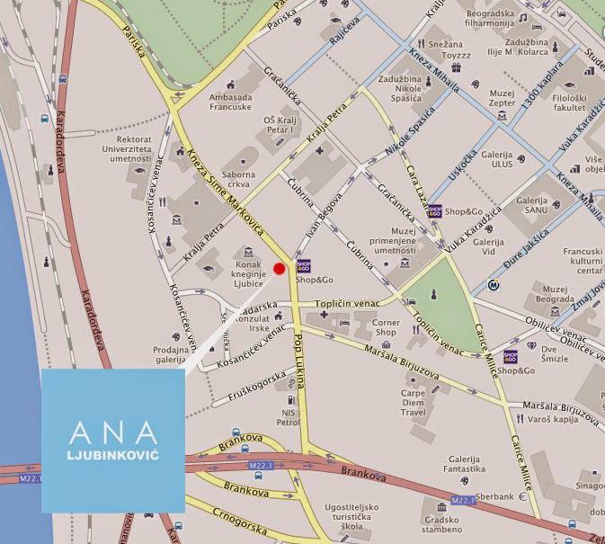 Ana Ljubinkovic Abo Remake Store At New Location Ana Ljubinkovic