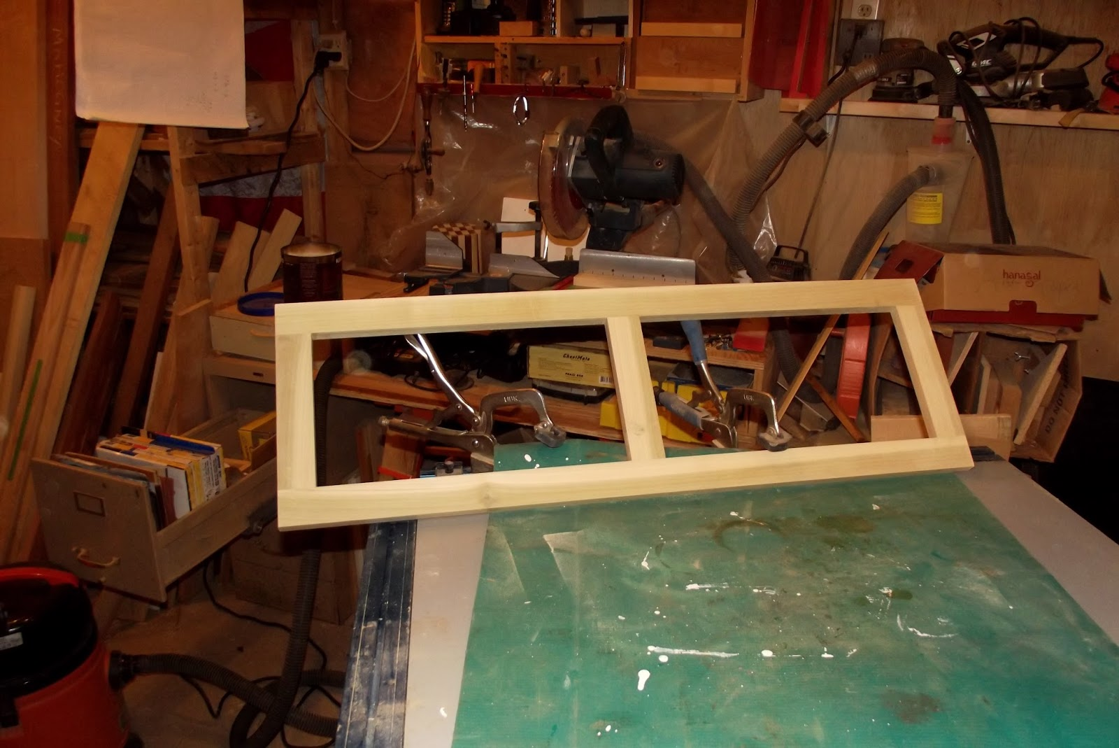 THE TOOL STORE BLOG: From Rough Lumber To Face frame with KREG