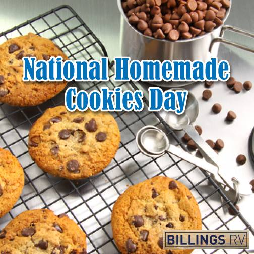 National Homemade Cookies Day Wishes for Whatsapp
