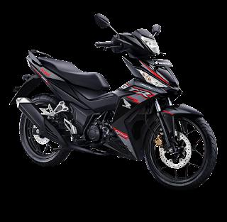 Kredit Motor Supra GTR150R Bandung