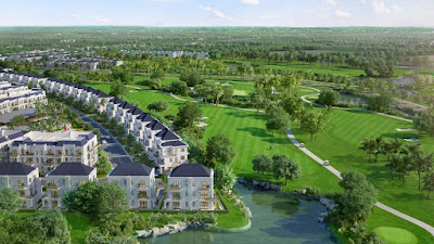 Dự án nghỉ dưỡng West Lakes Golf & Villas