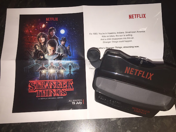 TechSavvyDad Tuesday - Stranger Things on Netflix