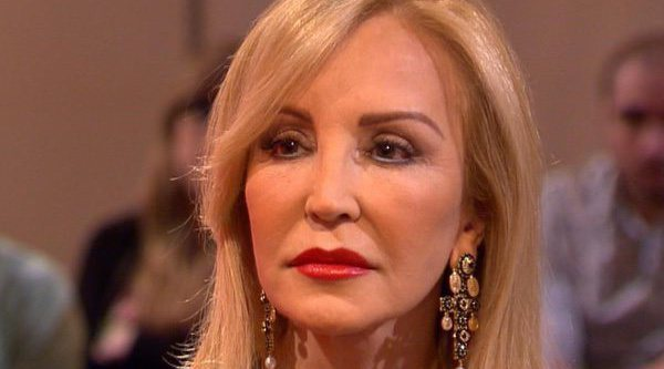 Carmen Lomana vuelve a insultar a Rufián por su discurso en la sesión de investidura