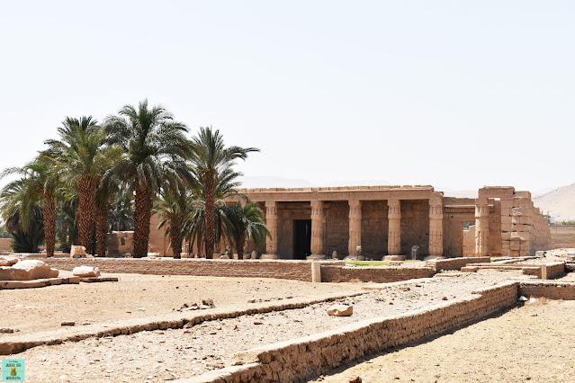 Templo de Seti I, Luxor