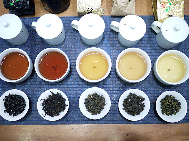P1290709 - 【熱血採訪】台中茶店山記京華│蔣經國三度蒞臨的黑金仔茶,15年老茶的好味道