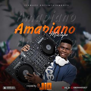 [MIXTAPE] Vdj Jio – Amapiano Mixtape