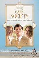 Kinoplakat zu Café Society