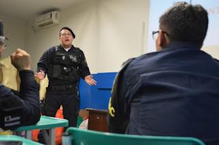 Guarda Municipal de Aracaju (SE) realiza treinamento de tiro e procedimentos operacionais