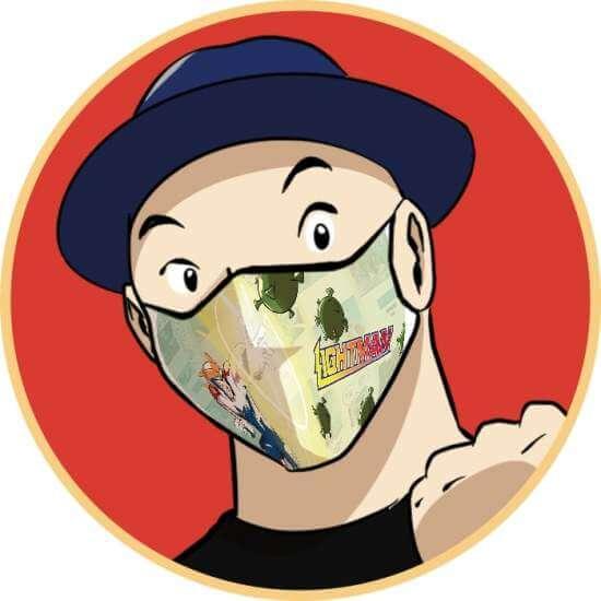 Tampil Trendi Sekaligus Jaga Diri dengan Masker Kain Lightman