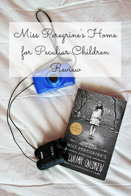Pin and save for later, or click through to read more! Book review for the very popular read, Miss Peregrine's Home for Peculiar Children by Ransom Riggs. Full of eerie pictures, twist-and-turns, laughs and suspense, the book is quite a wild ride and a great rid that is sure to keep you on the edge of your seat.