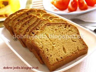 Kukurično-špaldový chlieb - recepty