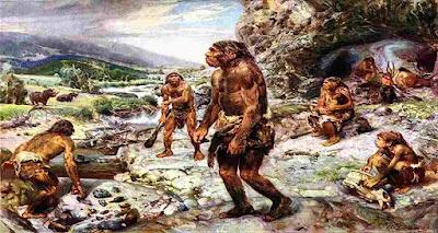 Homo-neandertal
