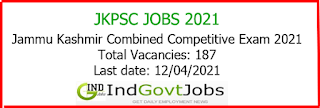 JKPSC Jobs