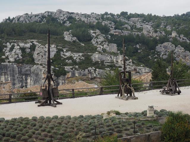 Франция, замок Ле-Бо