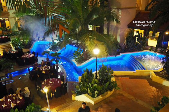 AL FRESCO BARBECUE BUFFET  Palm Garden Hotel IOI Resort City Putrajaya