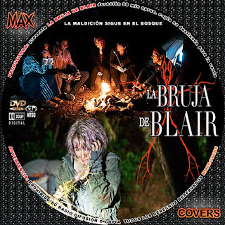 La Bruja De Blair Galleta Maxcovers
