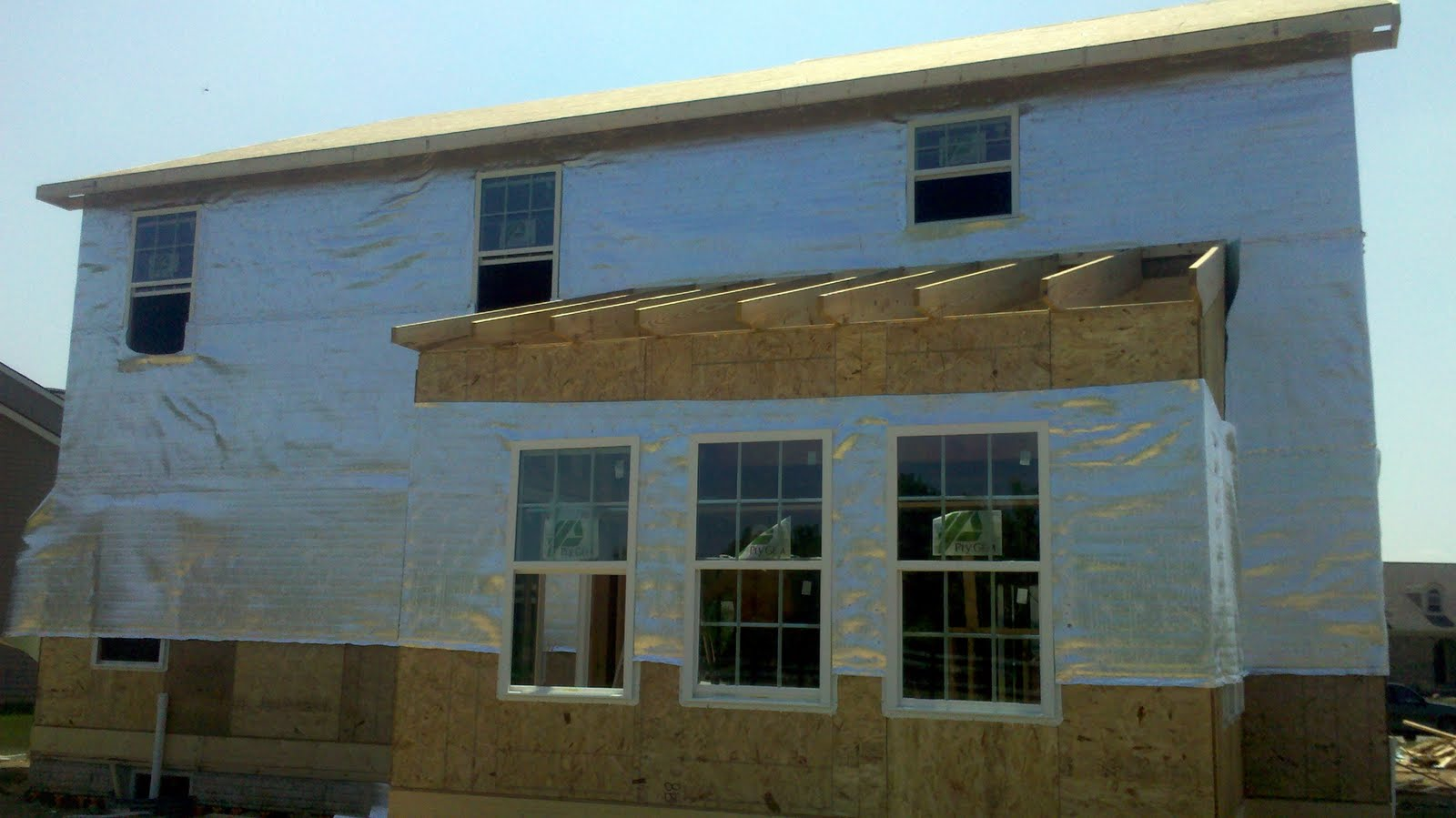 Building A NAPLES With Ryan Homes OHIO