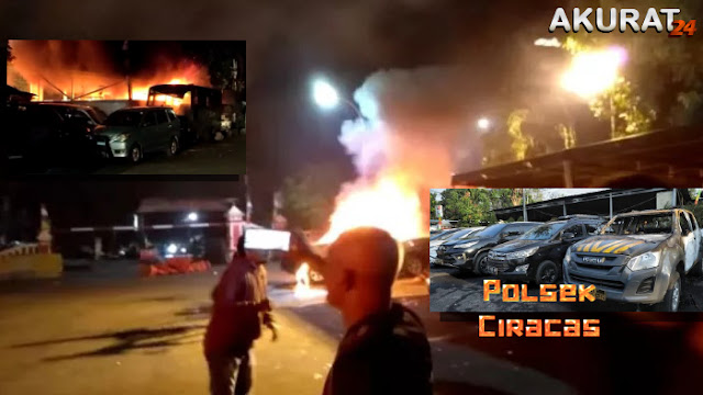 Pengamat Intelijen Sebut Provokator Penyerangan Polsek Ciracas Diduga dari Instansi Tertentu