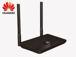 THE ELECTRIC ONLINE: Huawei WS330 & WS322, Router Plus
