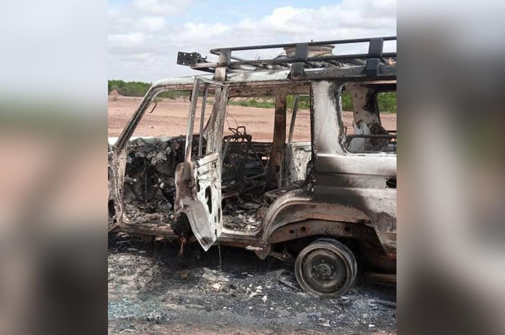 Français tués au Niger : le groupe État islamique revendique l'attaque et diffuse une photo des victimes