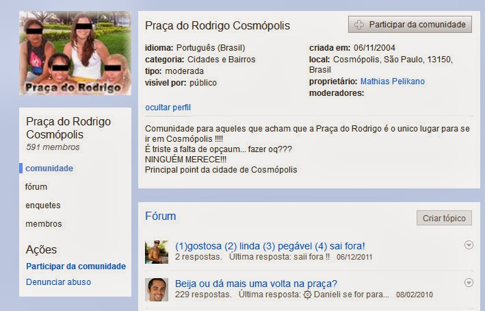 Ver fotos dos amigos no orkut 44