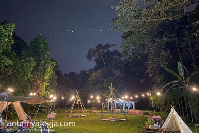 Harga Menu Makanan Di Camp Coffee And Nature Jogjakarta
