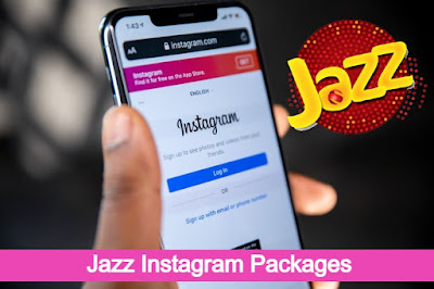 Jazz Instagram Packages Daily Weekly & Monthly