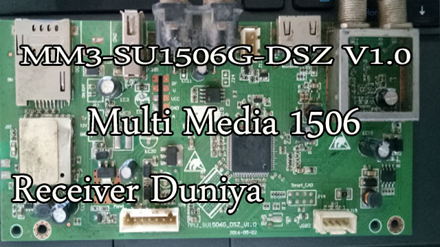 All Multi Media Receivers New Software Through USB - RECEIVERS DUNIYA