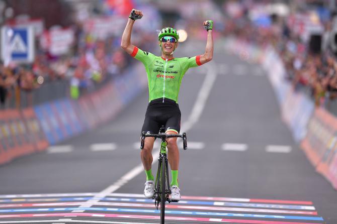 Giro de Italia 2017 - 17ª etapa