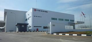 Lowongan Kerja Terbaru Cikarang Operator PT Fusoh Tube Parts Indonesia Jababeka