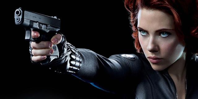 Vingadores: Guerra Infinita I Scarlett Johannson revela sua primeira reação ao novo uniforme da Víuva Negra