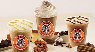 Daftar Harga Minuman Di J.Co Coffee & Donuts,Terbaru,daftar menu,
