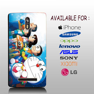 casing hp doraemon 0077