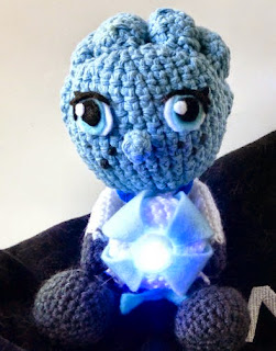 http://www.instructables.com/id/Mass-Effect-Crochet-Liara-TSoni-and-Glyph/