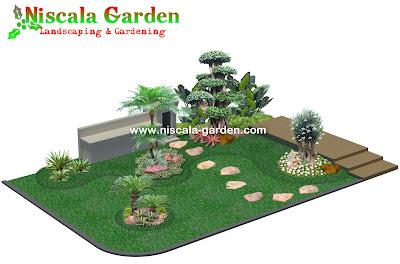 Jasa Profesional Tukang Taman Surabaya
