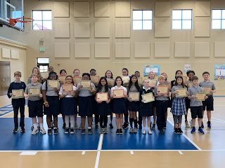 Montgomery Catholic Elementary Campuses Celebrate Achievement 1