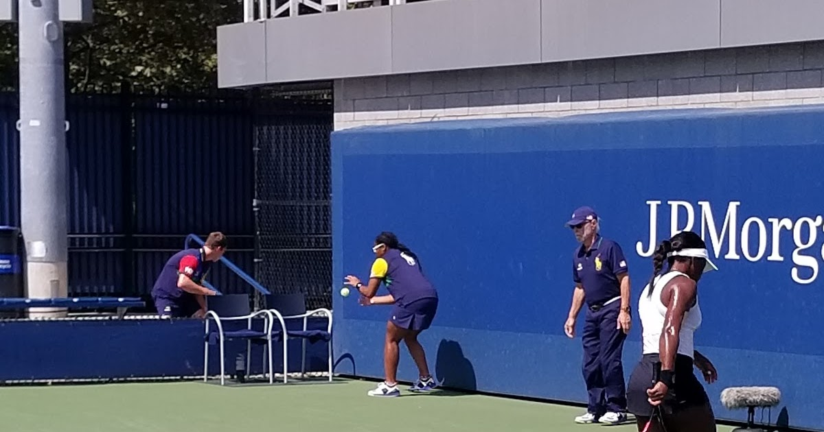 Sachia Vickery Tweets About Opponent's Rule Violation Being Allowed At End of Qualifying Match