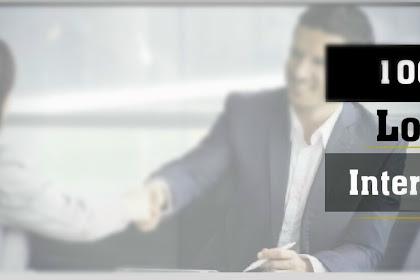 Tips Lolos Menghadapi Wawancara Kerja   Wajib Kamu Tahu Dan Pesiapkan Sebelumnya!!