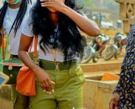 Female Corper R*ped By 15 Armed Men… she's in critical condition
