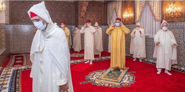 Le roi Mohammed VI commémore Laylat Al-Qadr en respect du confinement sanitaire et des mesures préventives- MAP