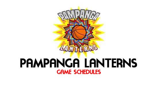 LIST: Game Schedule Pampanga Lanterns 2018 MPBL Anta Datu Cup