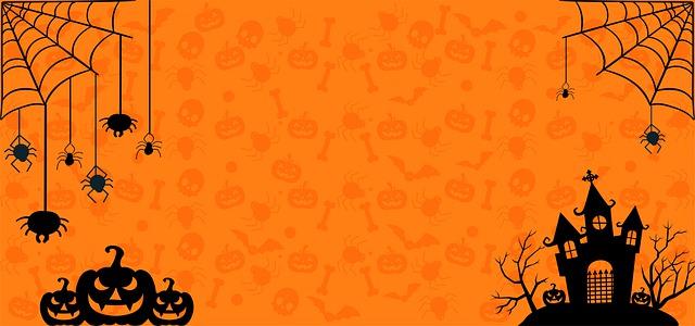 free halloween background download printable