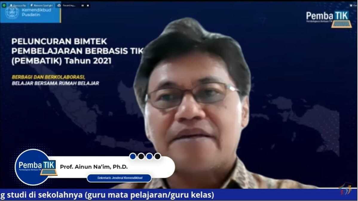 Kemendikbud-Luncurkan-Bimtek-PembaTik-2021