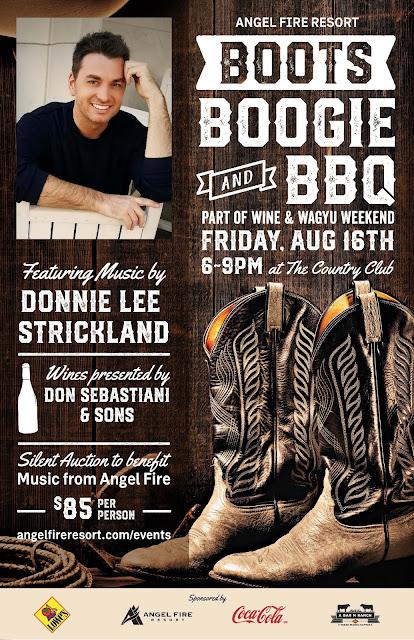 boots boogie bbq dinner