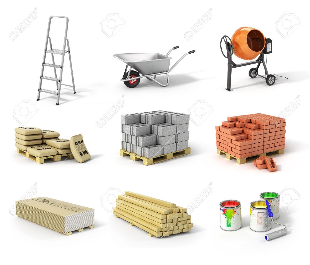 Materiales de construcci n im genes de tipos de materiales - Tipos de materiales de construccion ...