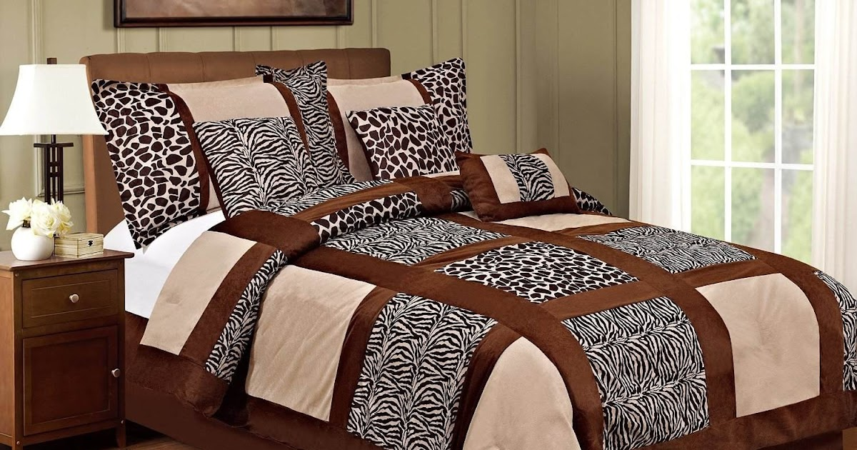 Bedroom Decor Ideas And Designs Top Ten Animal Pattern