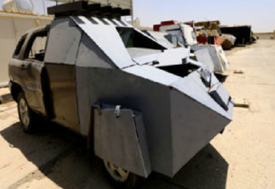 Sicario del CJNG revela en 5 días arman y tiene listos los vehículos monstruos que usan contra LNFM