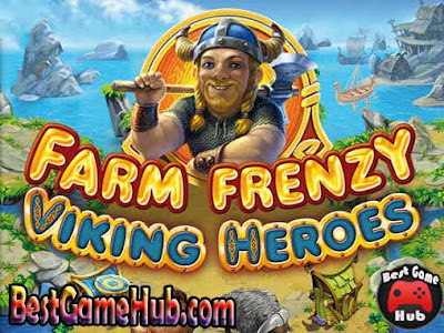 Farm Frenzy Viking Heroes PC Game Free Download