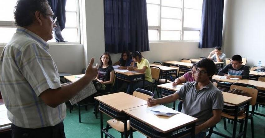 SUNEDU: Renovación de docentes universitarios mayores de 70 años será gradual